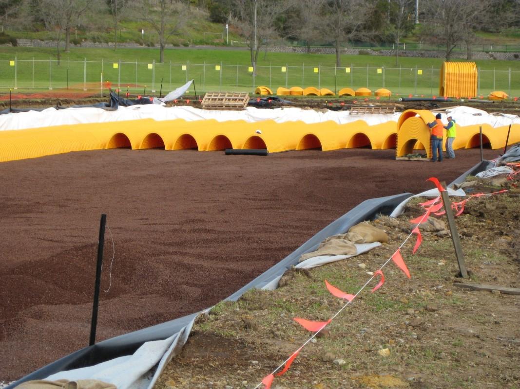 Ross Straw underground tank construction2
