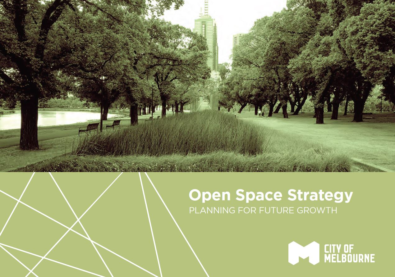 Open Space Strategy Planning For Future Growth City Of